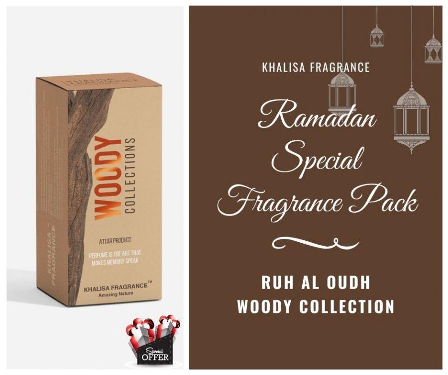 Ramadan perfume ruh al oudh
