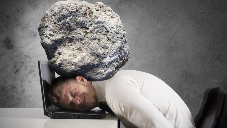 Workplace stress management