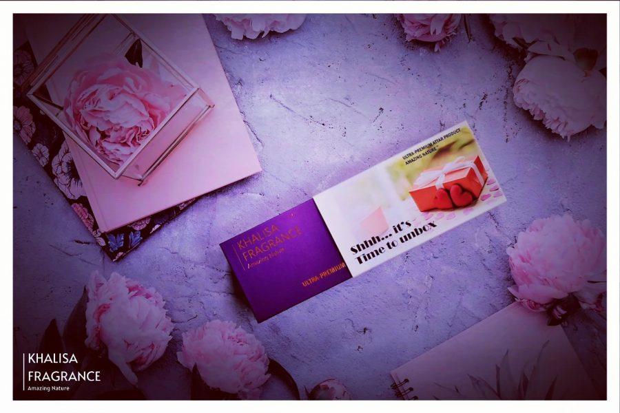 Khalisa Fragrance unboxing